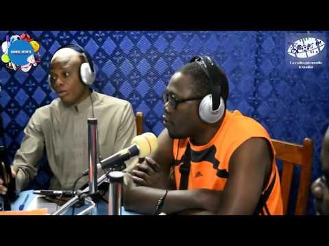 SPORTFM TV - SAMEDI SPORTS DU 08 SEPTEMBRE 2018 PRESENTE PAR FRANCK NUNYAMA