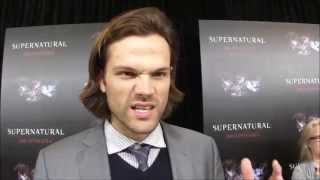 Supernatural Interview: Jared Padalecki on Soulless Sam and Demon Dean Thumbnail