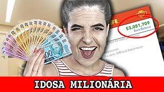 A IDOSA MAIS RICA DO MUNDO.. no bitlife