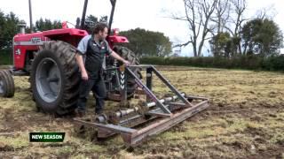 A brand new season of Vintage NZ Farm Machinery
