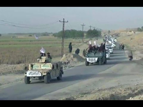 Afghan Taliban take Qala-i-Zal district near northern Kunduz in spring offensive