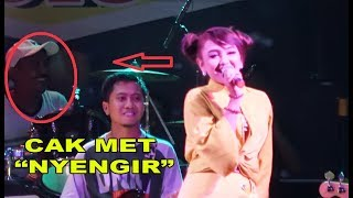 Jihan Audy Salah Bikin Cak Met Senyum ! Jihan Audy - Pikir Keri NEW Pallapa LIVE Semarang Fair 2018