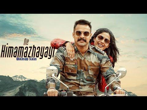 nee-hima-mazhayayi-song-lyrics -whatsapp-status