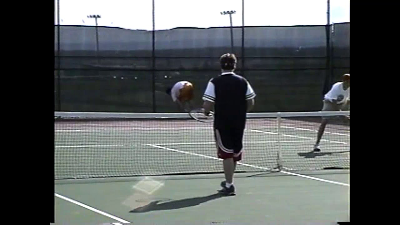 NCCS - AuSable Valley Tennis  4-25-03