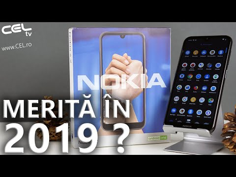 Nokia 4.2 | Are buton cu LED și Android One | Unboxing Review CEL.ro