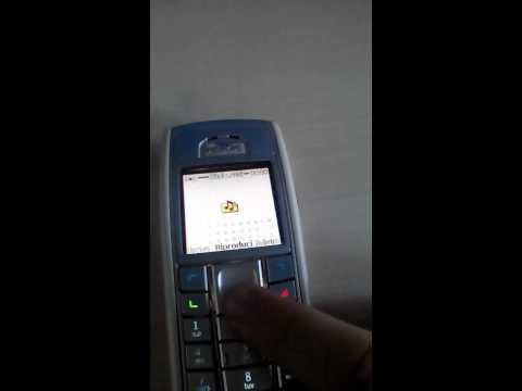 Nokia 6230 original ringtones and sms