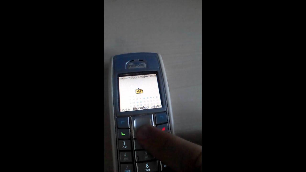 Nokia 6230 original ringtones and sms by Alessandro Latorre
