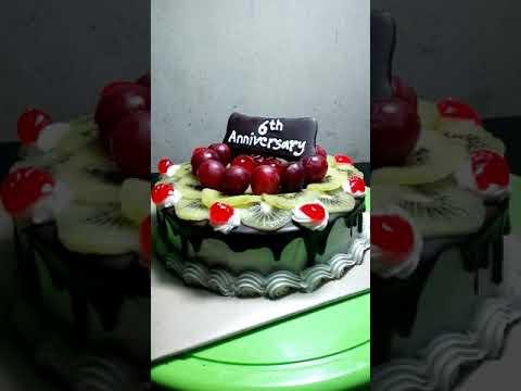 Kue Ulang Tahun Pernikahan Youtube