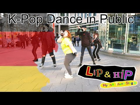 [K-Pop Dance in Public] HyunA (현아) - Lip & Hip (립앤힙) by DASH
