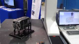 CAPPS DMIS working with Renishaw PH20 Probe