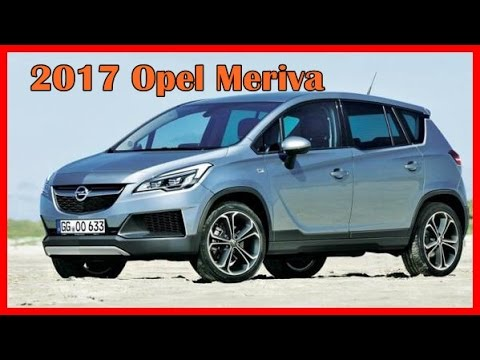 2017 opel meriva picture gallery youtube. Black Bedroom Furniture Sets. Home Design Ideas