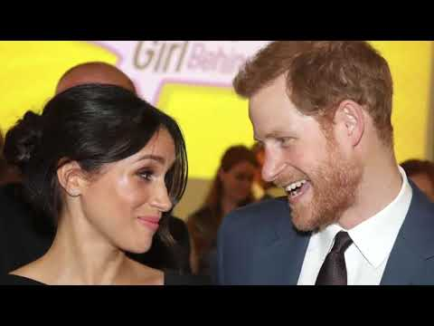 Harry and Meghan's cutest moments