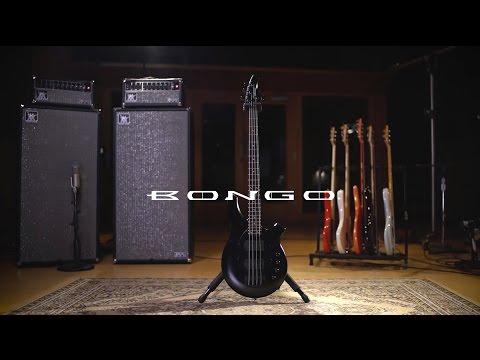 Ernie Ball Music Man Bongo 4 Bass