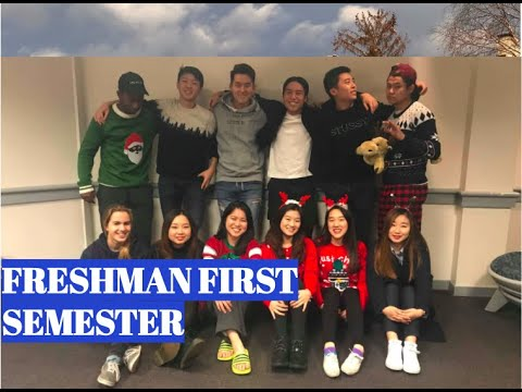 Middlebury College First-Year 1st Semester