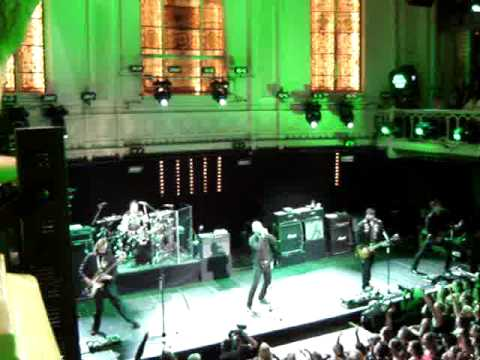 Live - All over you (Live at Paradiso)