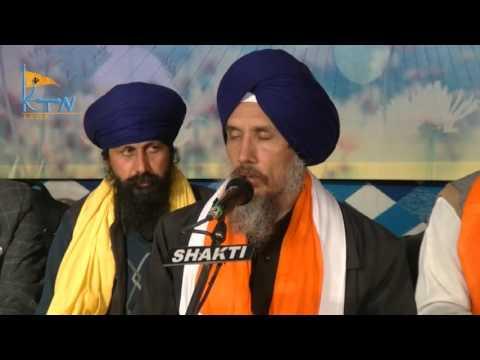 8 WA AMRIT BHARKA KIRTAN DARBAER  GURDWARA SHEESH MAHEL SAHIB KIRATPUR SAHIB 01 02 2016