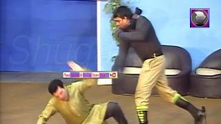 Stage  Drama=Preya Ke Gand Man Danda Best New Funny Show Shugal TV