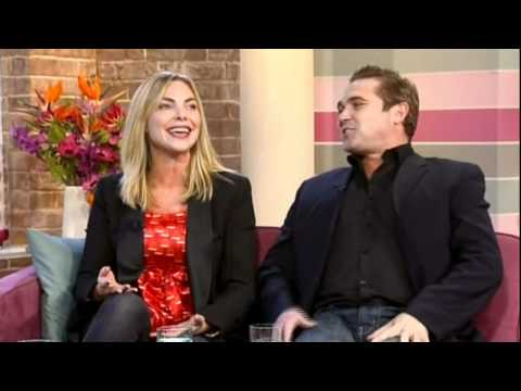 Sam Womack & Alex Ferns on This Morning 20th March 2012