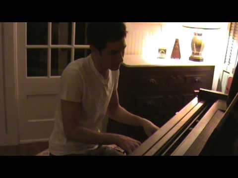 The Great Escape by Patrick Watson (a genius) - COVER by Andy Smith