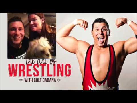 Lita - Art of Wrestling Ep 90 w/ Colt Cabana