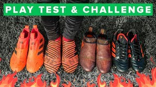 ADIDAS PYRO STORM play test and challenge