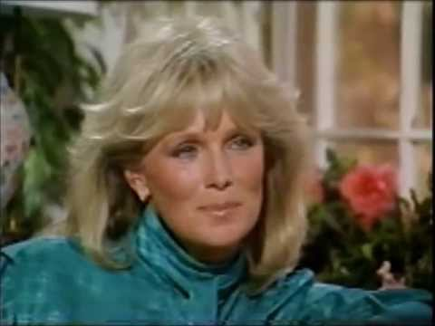 Linda Evans Interviewed by Barbara Walters