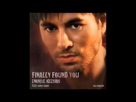 Finally Found You - Enrique Iglesias - RingTone +Download link (HQ)