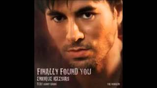 Finally Found You - Enrique Iglesias - RingTone +Download link (HQ)