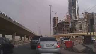 from kafd project king abdullah financial distric to accommodation part 1