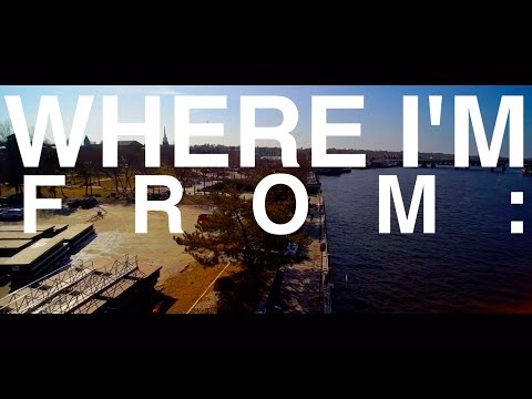 "WHERE I'M FROM: a cinematic movie based off George Ella Lyon's ""Where I'm From"""