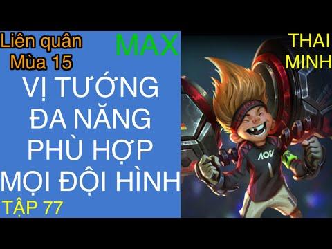 max mùa 15 - đồ ngọc phù hiệu - gánh team là dễ