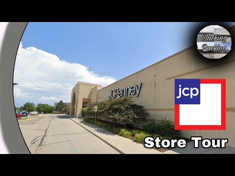JCPenney Store Tour (Mall At Tuttle Crossing) - Dublin, Ohio #savejcp