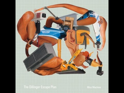THE DILLINGER ESCAPE PLAN - Unretrofied
