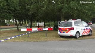 levenloos lichaam aangetroffen in de sluis bij Nieuw Zwinderen 10-8-2018