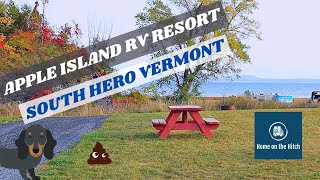 RV VERMONT - AṖPLE ISLAND RV RESORT