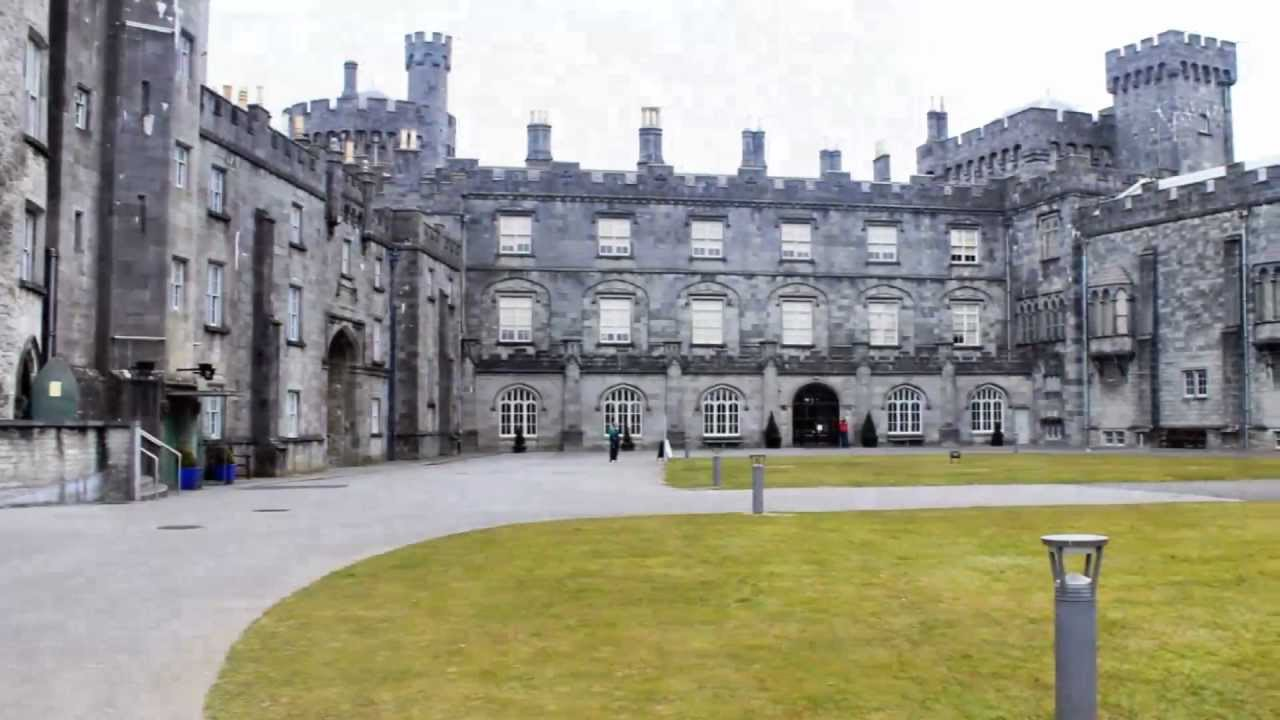 Kilkenny Castle Ireland In Pictures