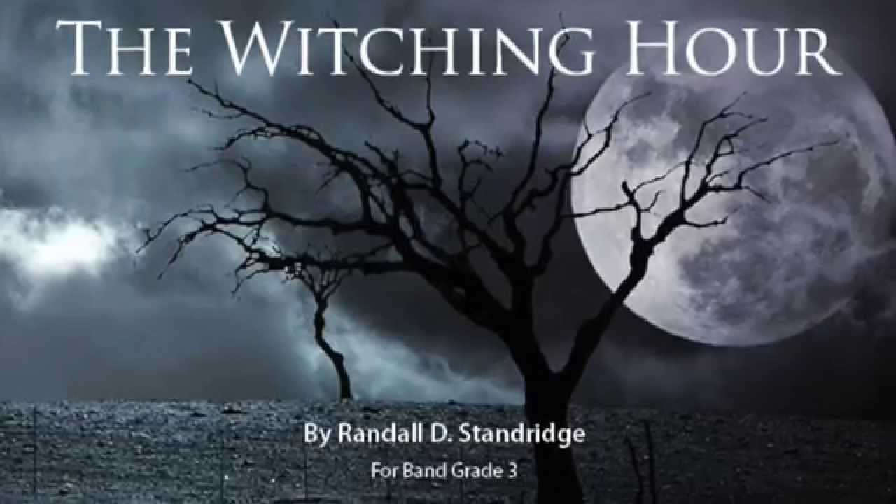 Image result for the witching hour randall