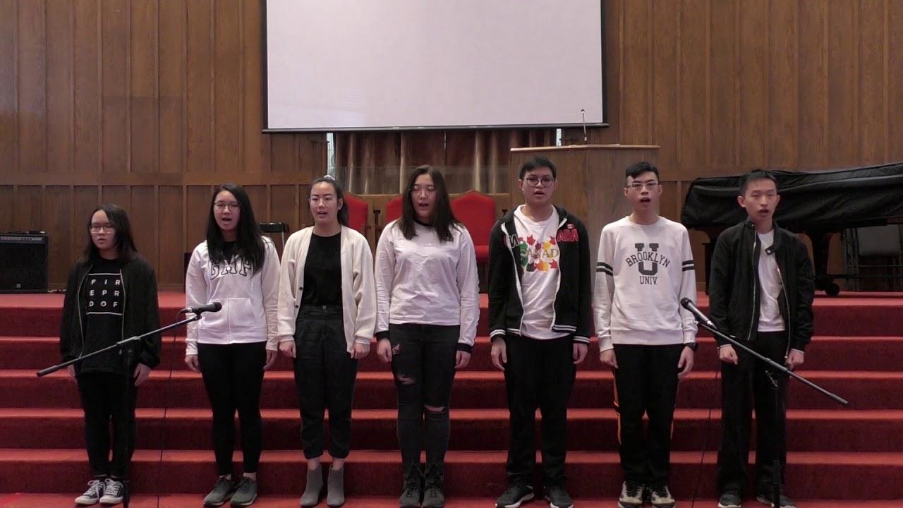 中文學校20190316粵語部朗誦比賽第十二班錄影片段 - YouTube