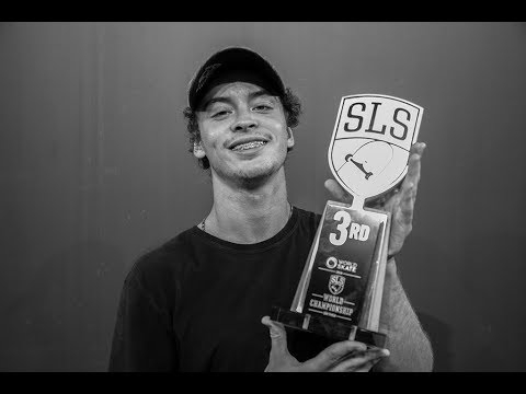 Jart Skateboards - Gustavo Ribeiro 2019 World Championship in São Paulo