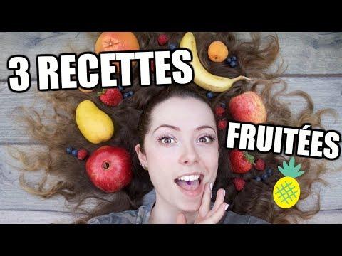 quoi-faire-avec-ta-salade-de-fruits-//-3-recettes-faciles