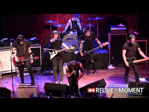2014.03.30 Alesana - Hymn For The Shameless (Live in Joliet, IL)