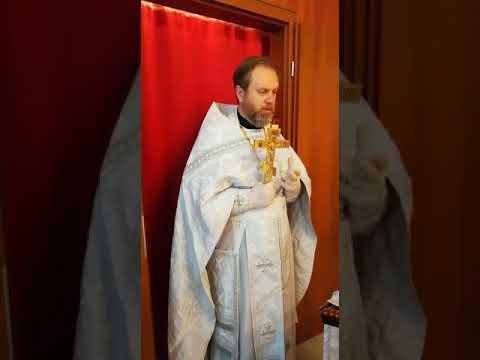 Праздник Вознесения Господа нашего Иисуса Христа, проповедь.