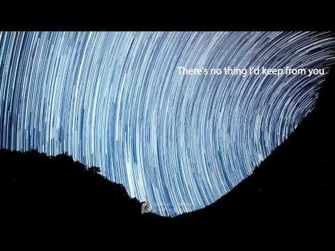 Karen O - the moon song (with lyrics) - Stars Time Lapse