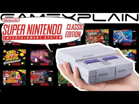 Super NES Classic Discussion - Star Fox 2, Game Selection, What's Missing, & GameBoy Classic Next?