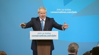 Live: New Conservative Party leader announcement | ITV News