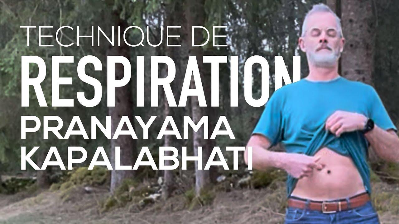 [DEMO 2/3] Technique de respiration Pranayama Kapalabhati