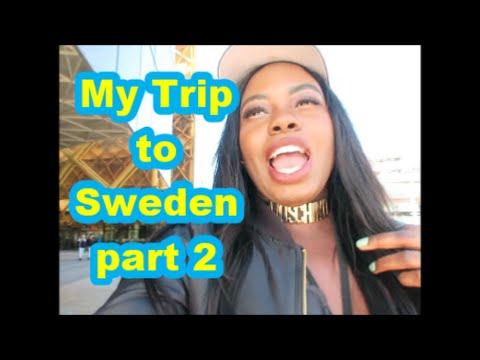 MISSY | MY TRIP TO SWEDEN | PART 2 #VLOG 2