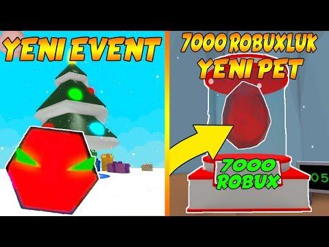 7000 ROBUXLUK ÖZEL PETİ ÇIKARDIM !! / Roblox Bubble Gum Simulator / Roblox Türkçe / FarukTPC