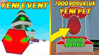 7000 ROBUXLUK ÖZEL PET - IKARDIM !! / Roblox Bubble Gum Simulator / Roblox Türkée / FarukTPC