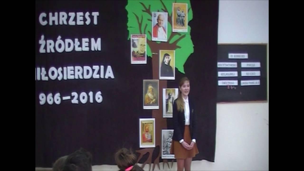 Konkurs Poezji Religijnej Finaliści